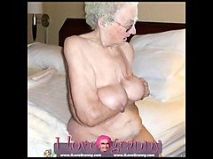 ilovegranny old wrinkled grannies with her hairy pussy