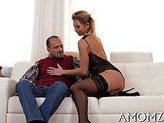 addicted mature in a hot action clip video 1